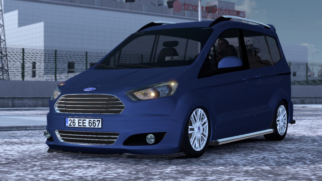 Ford Tourneo Courier V1R50 (1.39)