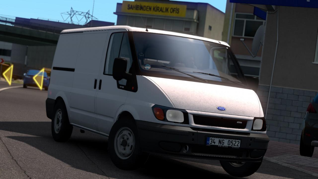 Ford Transit MK6 V1R50 (1.39)