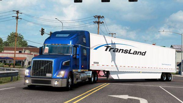 Volvo VNL Truck pack