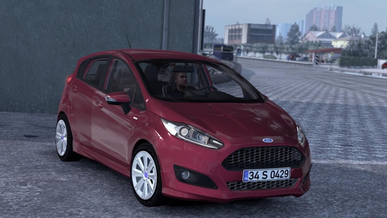 Ford Fiesta ST & ST-Line V1R50 (1.39)