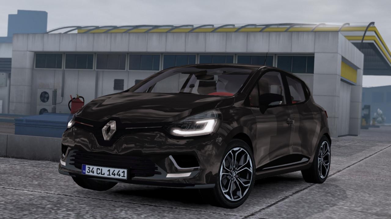 Renault Clio IV V1R50 (1.39)