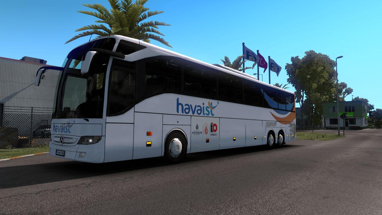 Tourismo 17Rhd Havaist Skin