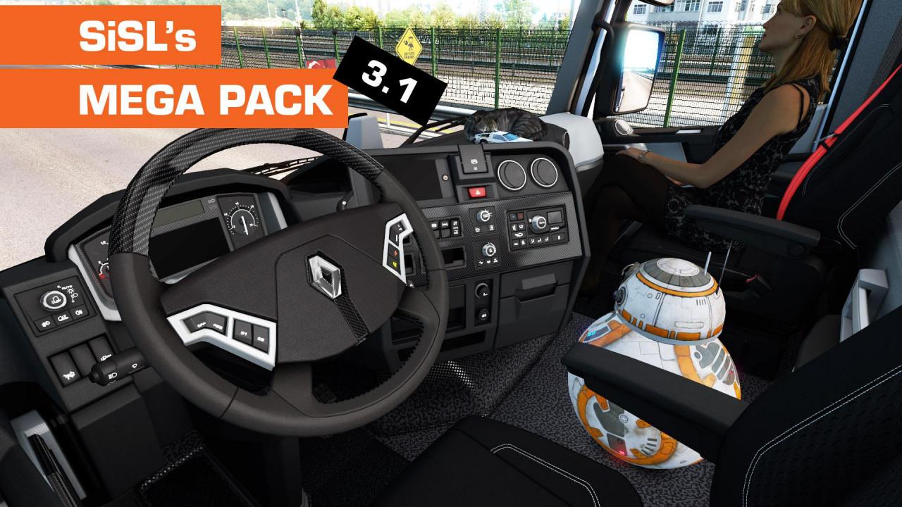 SiSL Mega Pack