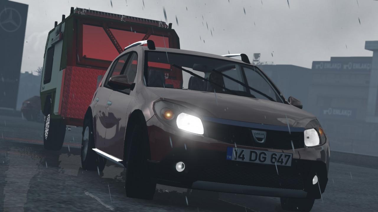 Dacia Sandero V1R50 (1.39)
