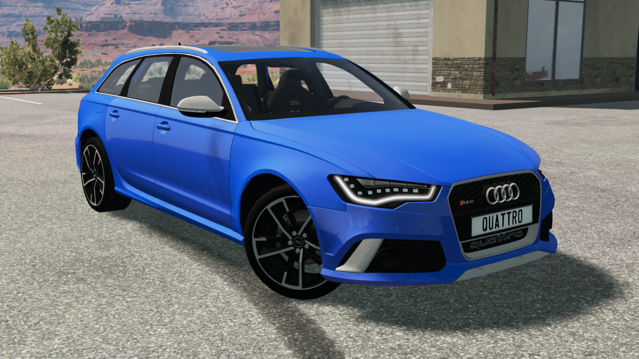 Audi RS6 Avant (C7)