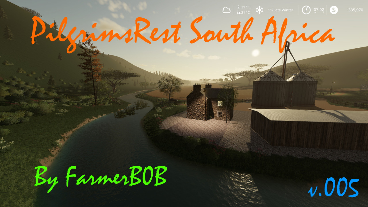 PilgrimsRest South Africa