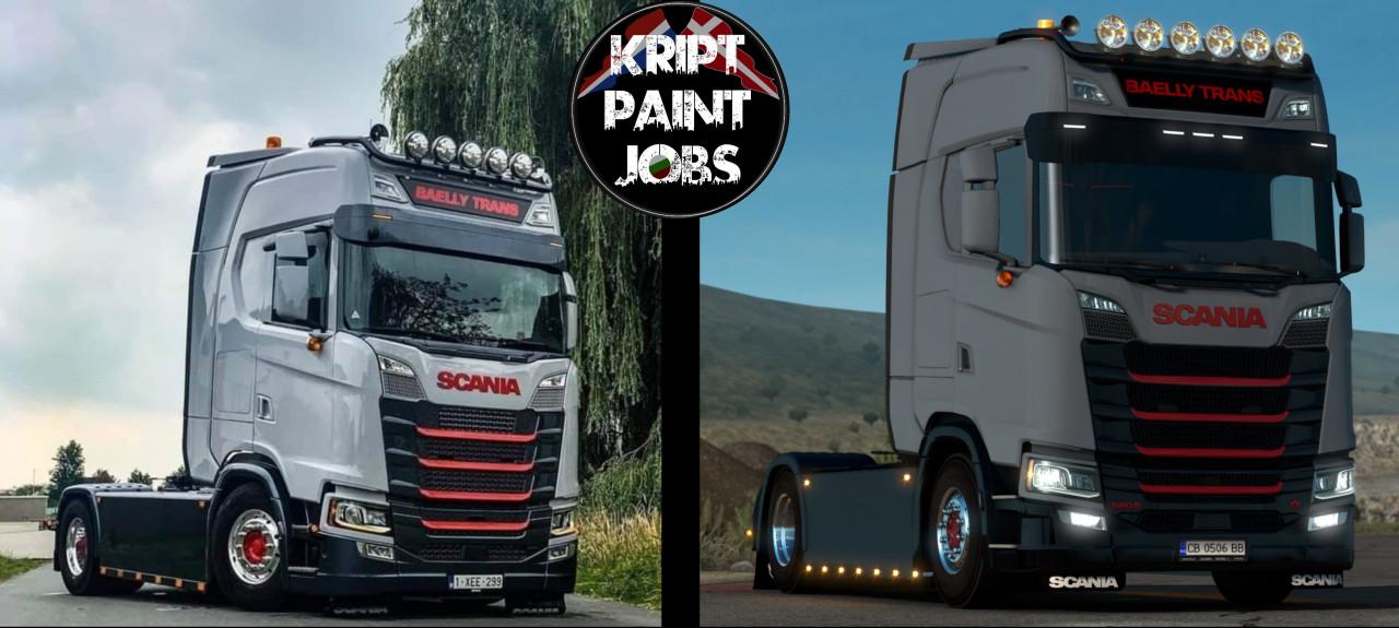 Scania S Baelly Trans