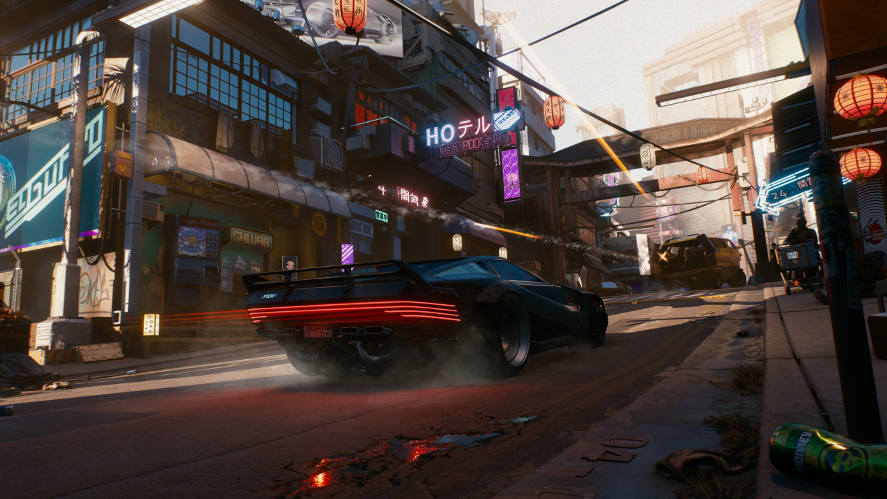 Cyberpunk 2077 Will Have DLC, More Details - Before Release