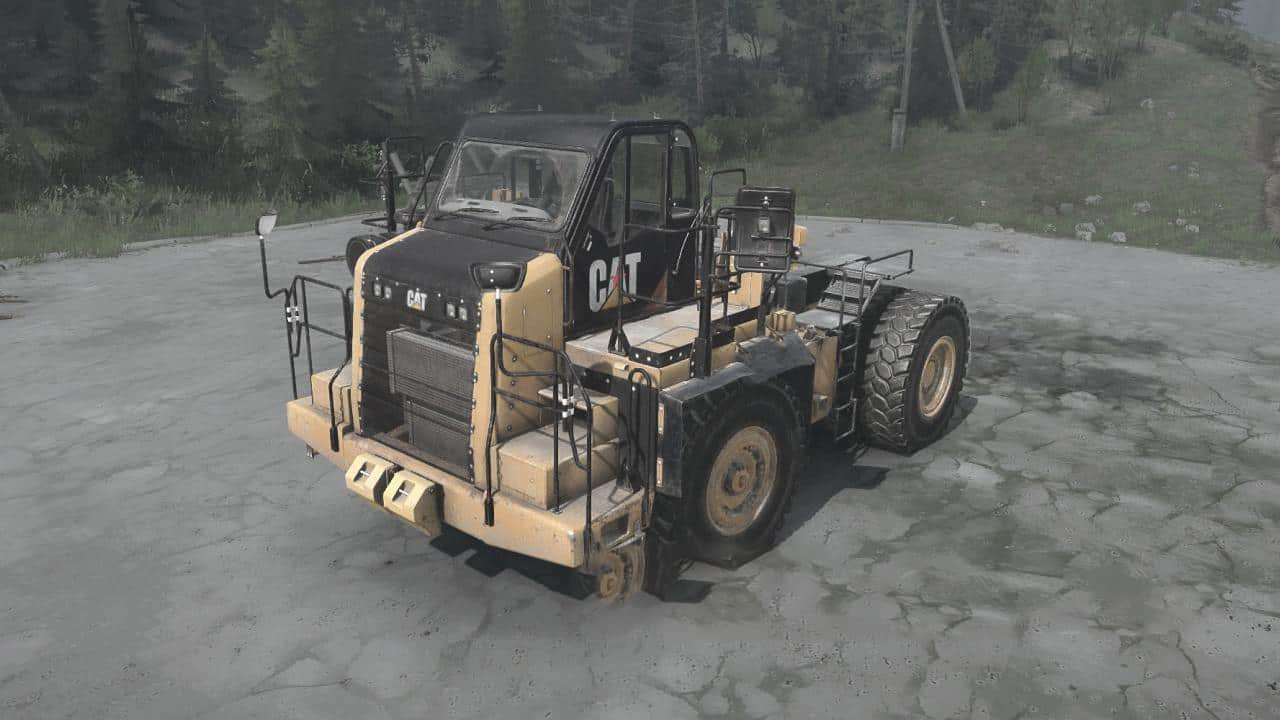 Cat 770G Truck