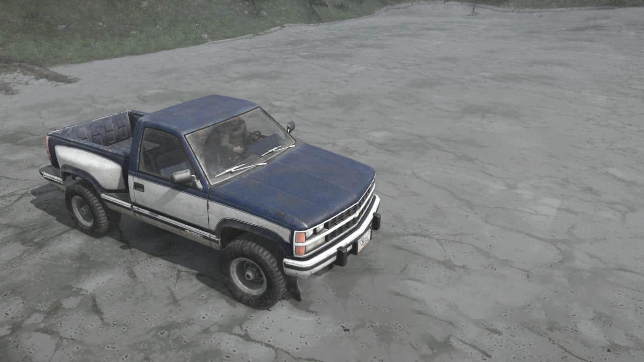 Chevrolet CK 1500 mod