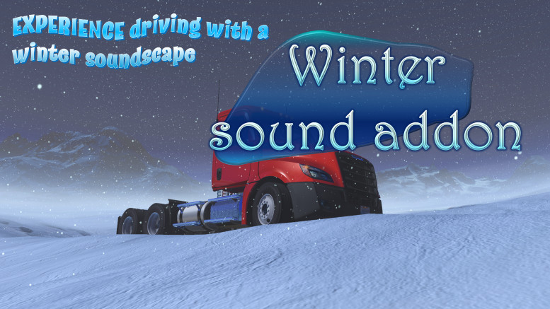Winter sound addon for the Sound Fixes Pack