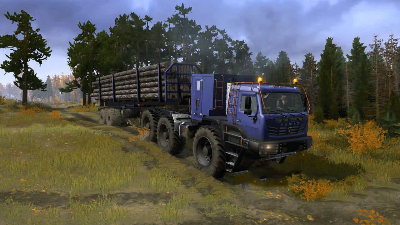 "Kamaz ""Artika"" Truck"