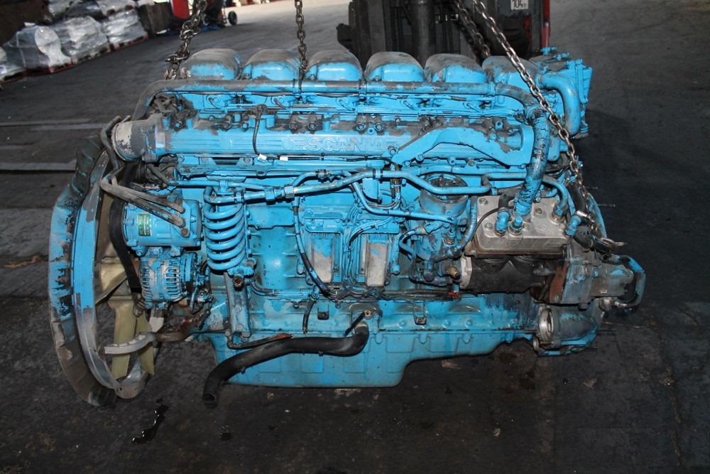 Scania DSC14 V8 Sound