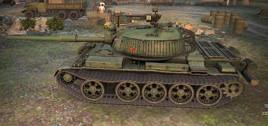 """Type 59 Remodel """"New Type 59"""""""