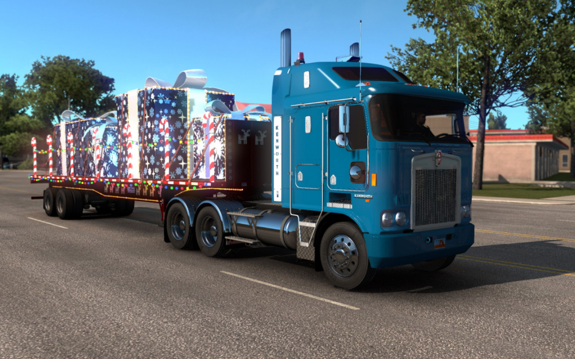 Kenworth K104B for ATS