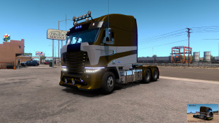 Fabio Contier's Galvatron TF4 v2.0 (BSA Revision) for ATS v1.39
