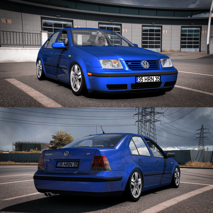 Volkswagen Bora [1.39]