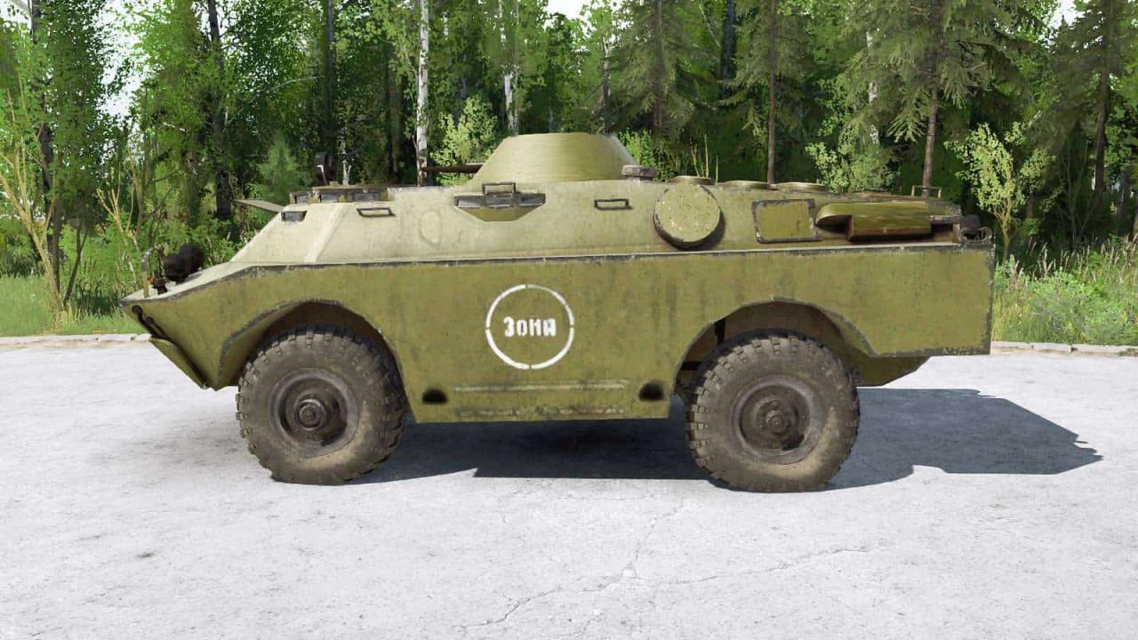 BRDM 2 Mod