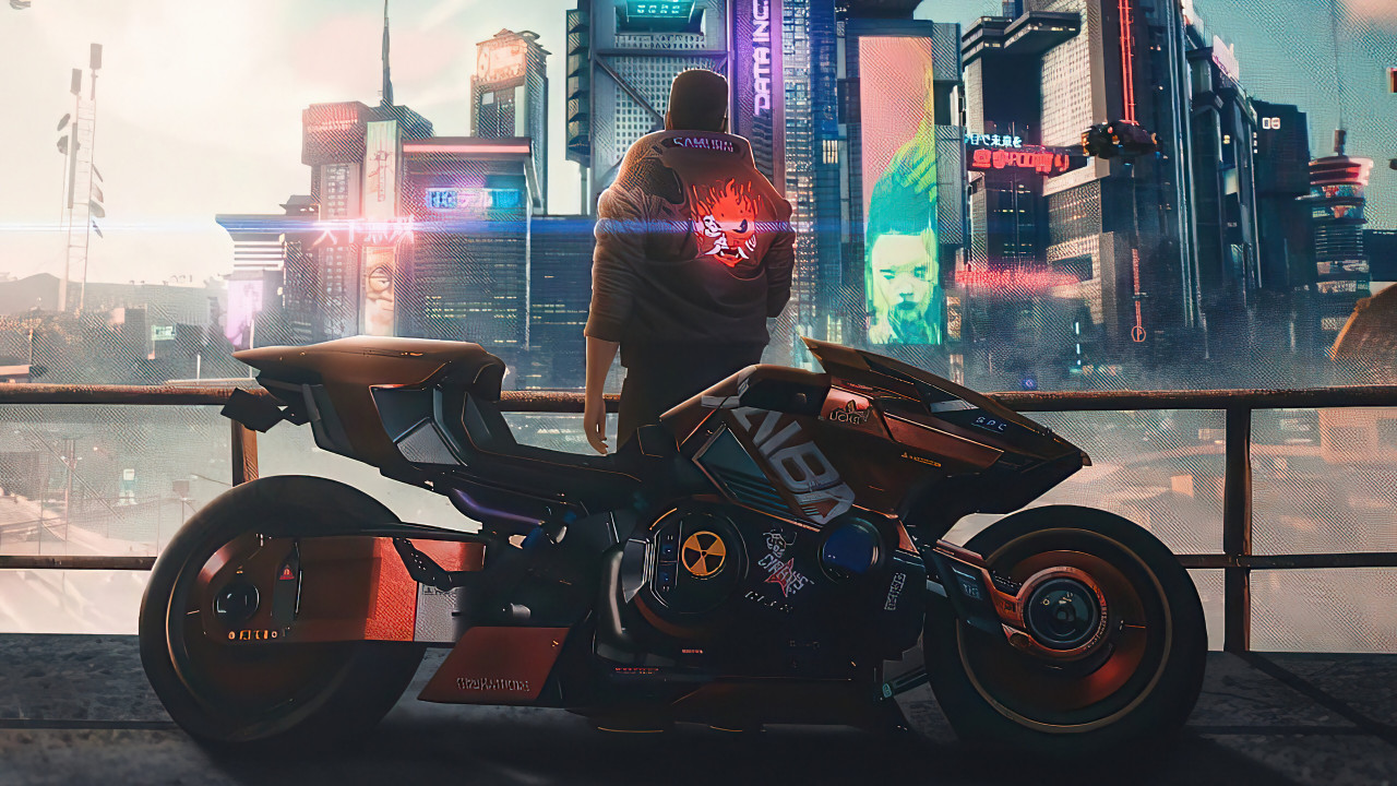 Cyberpunk 2077 Will Have Multiplayer Sometime After Release