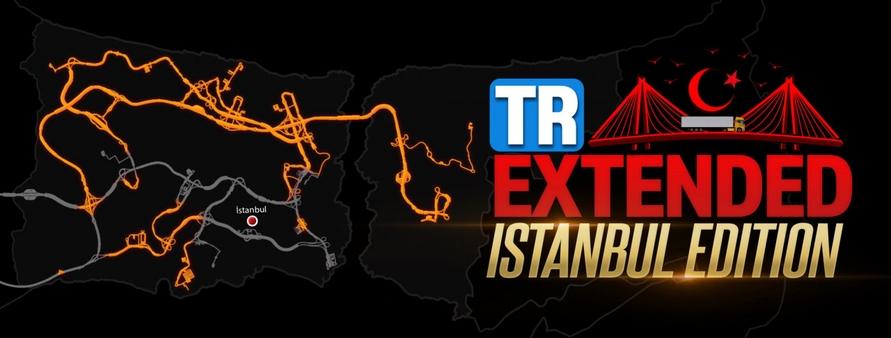 TR Extended Map