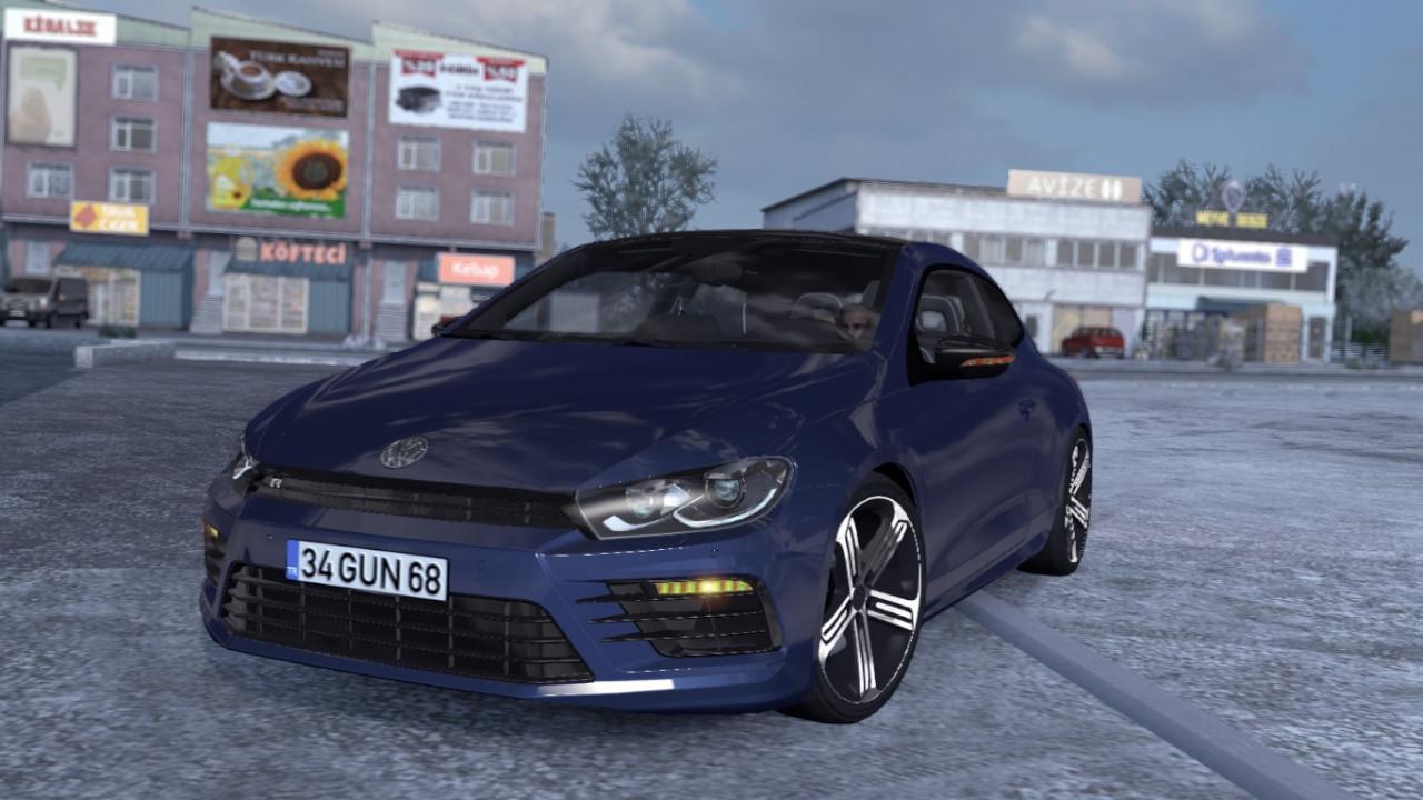 Volkswagen Scirocco V1R50 (1.39)