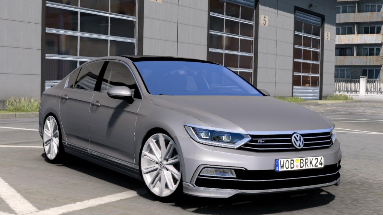 Volkswagen Passat V1R50 (1.39)
