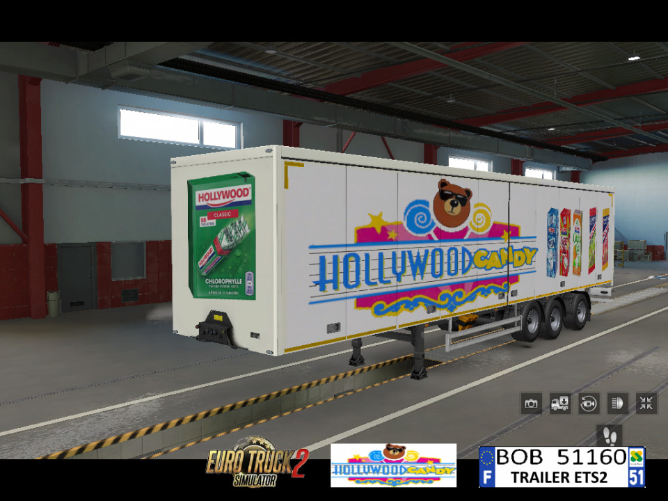 Skin Hollywood Candy by BOB51160