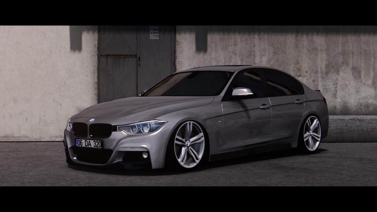 BMW F30 M Package