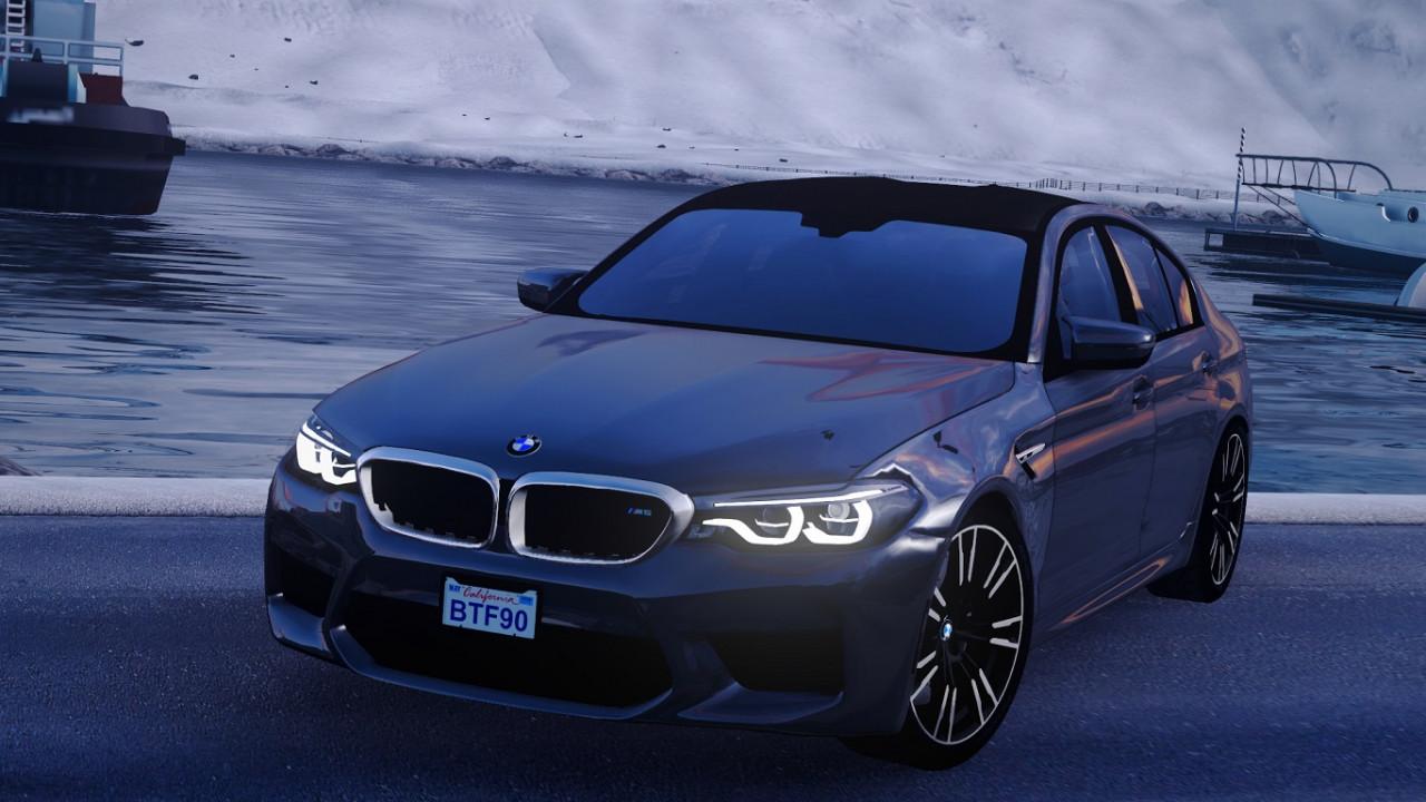 BMW M5 F90 V1R50 (1.39)