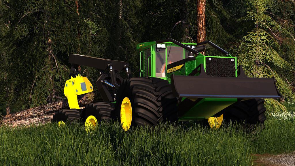 John Deere 968L-II