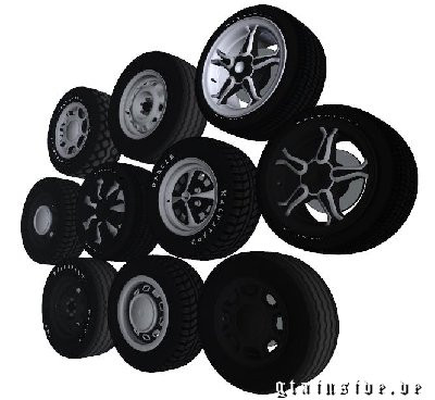 Wheel mod