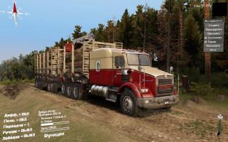 Kenworth T800 TITAN Rework