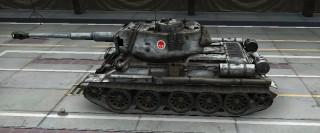 """T-34-85M Remodel """"New T-34-85M"""""""