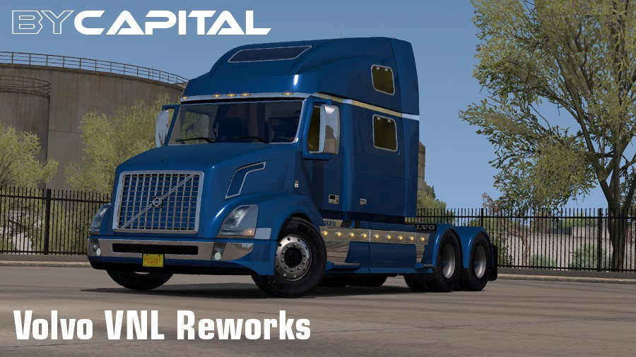Volvo VNL Reworks