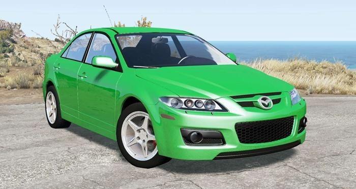 Mazda 6 MPS (GG) 2005