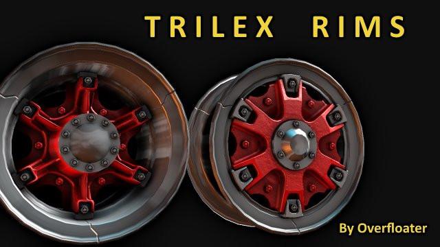 Trilex rims