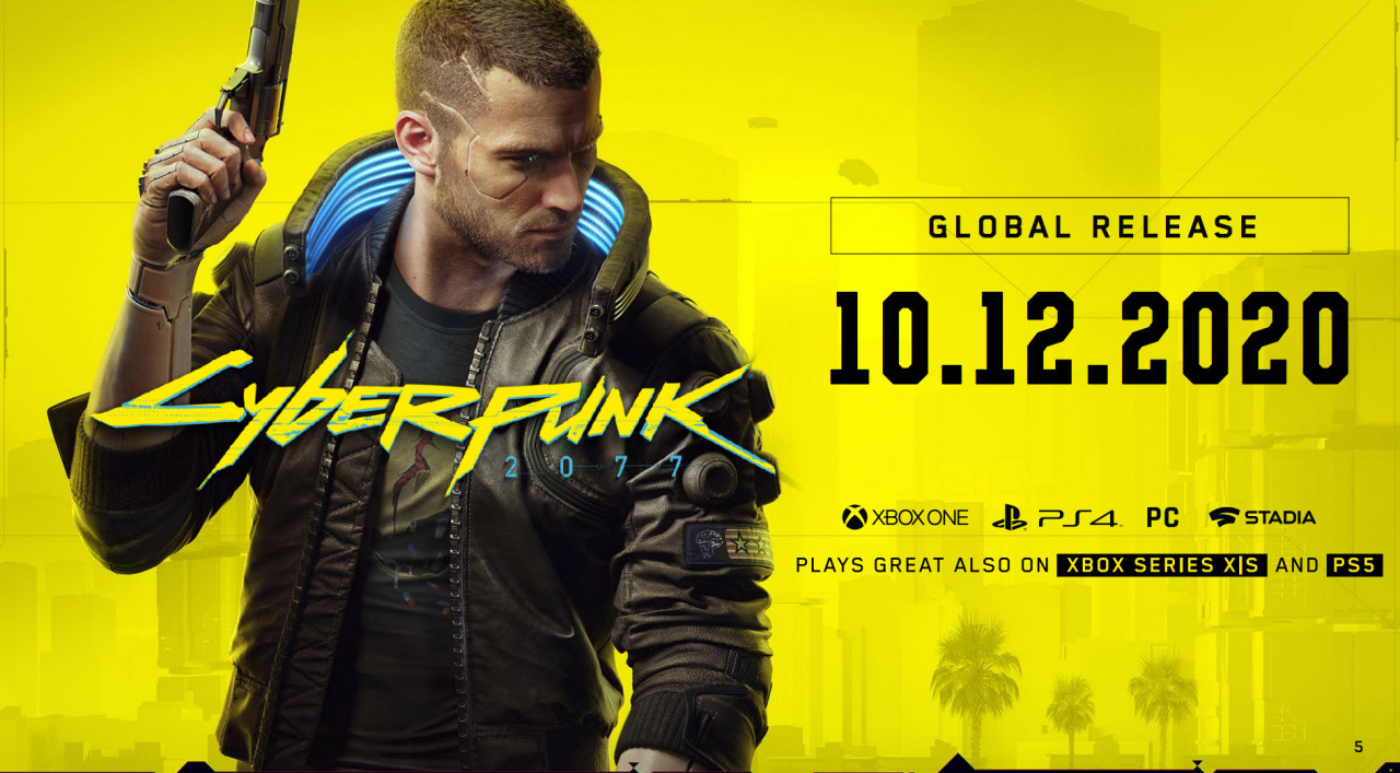 Cyberpunk 2077 To Be Released On December 10 Despite More Rumours