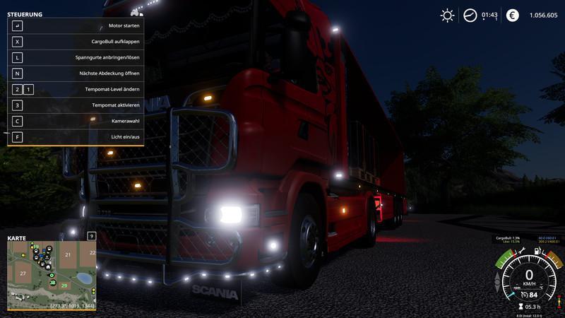 Scania R730 Semi by Ap0lLo