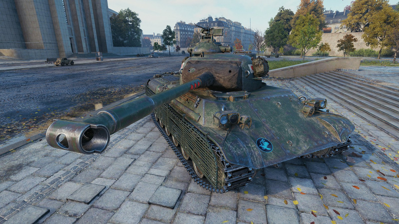 Type8620's Type61 Remodel