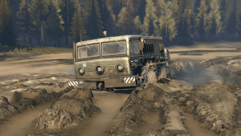 Spintires Plus v14 for SpinTires