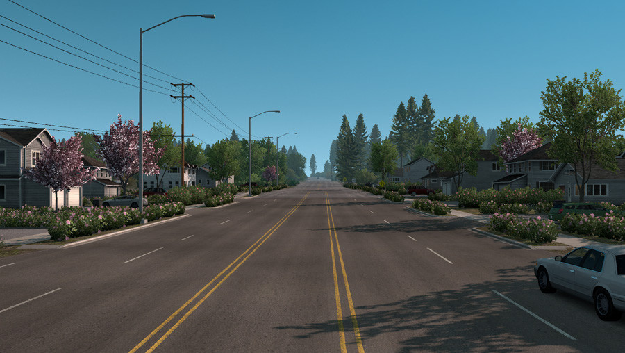 New Summer Graphics/Weather Mod