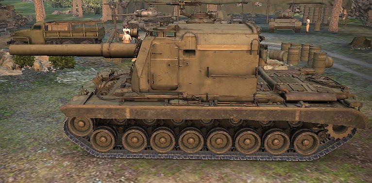 "T30 Remodel ""Hue hue new tank"""