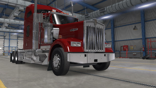 Bumpers For SCS W900L