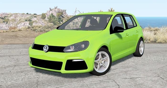 Volkswagen Golf R 5-Door (Typ 5K) 2009