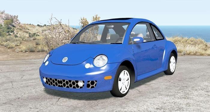 Volkswagen New Beetle Turbo S 2002