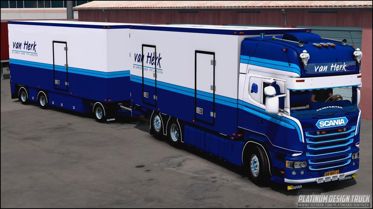 Scania Van Herk