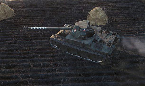 Hortmanen's Rheinmetall Skorpion G Woodland Digital