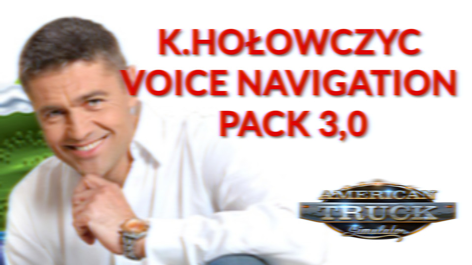 K.Hołowczyc Voice Navigation Pack