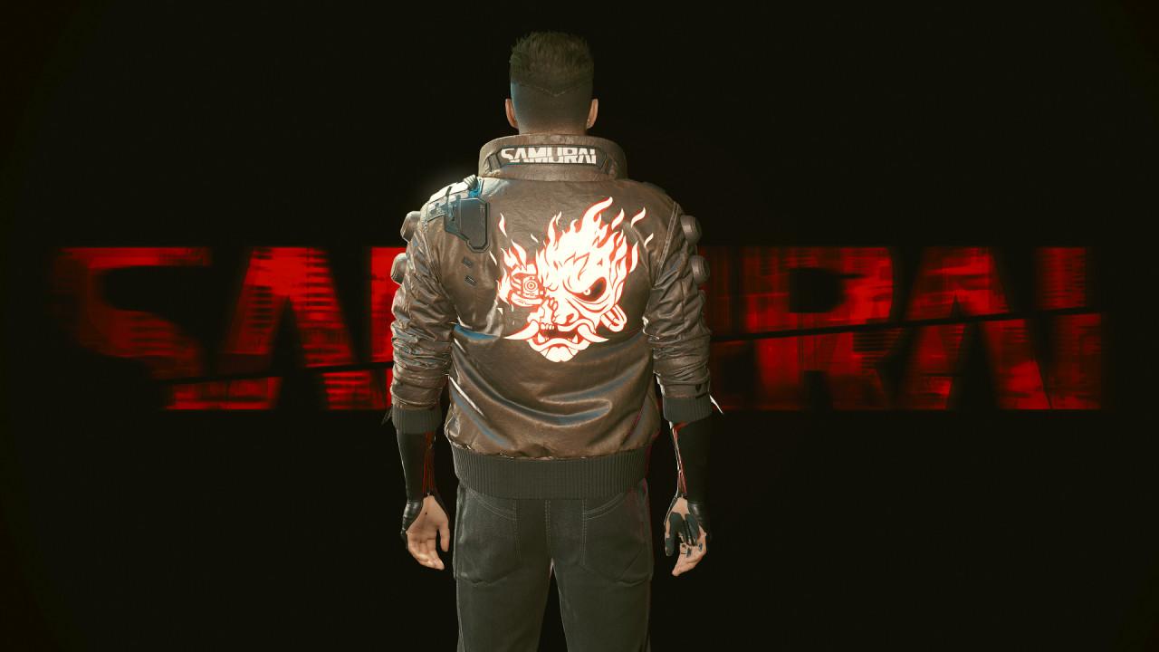 E3 2018 Samurai Jacket
