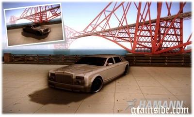 Rolls Royce Phantom Hamann Edition